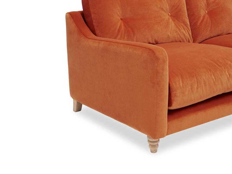 Slim Jim Comfy Corner Sofa Side detail