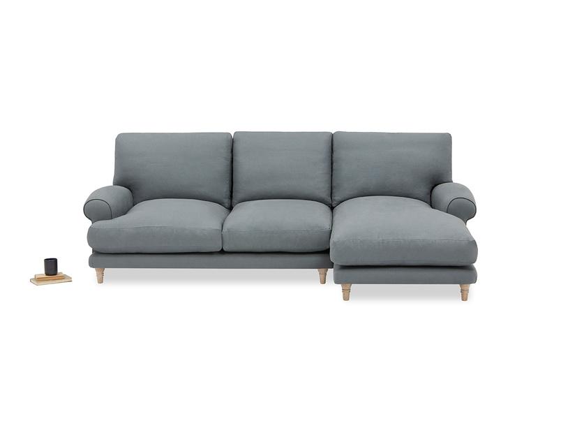 Slowcoach Squishy Chaise Sofa