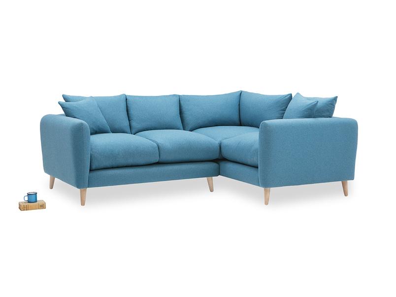 Squishmeister Corner Sofa angled