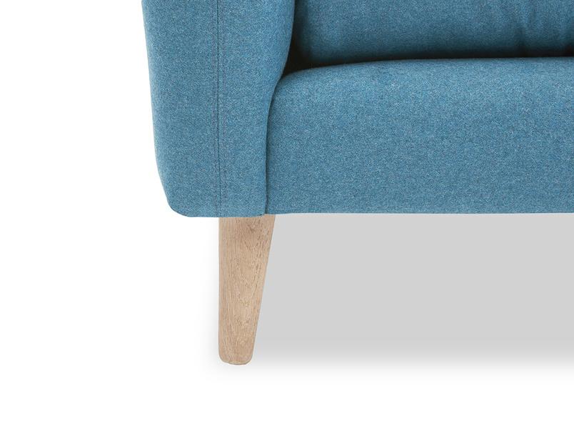 Squishmeister Corner Sofa leg detail