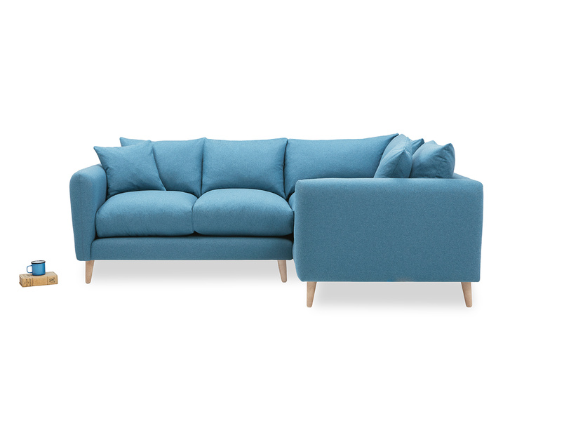 Squishmeister Corner Sofa right side