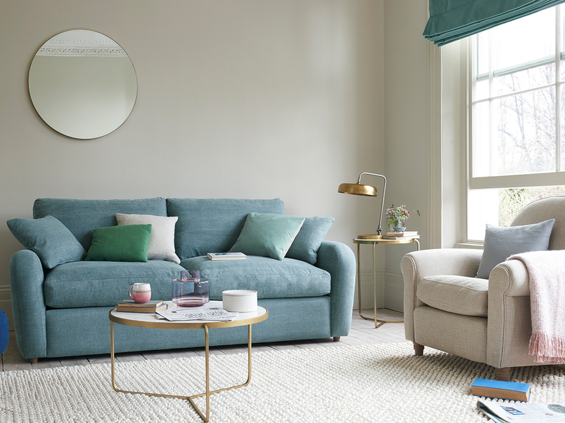 Easy Squeeze comfy modern sofa bed