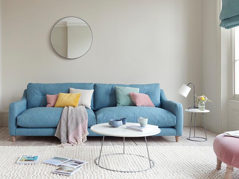 Slim Jim comfy sofa