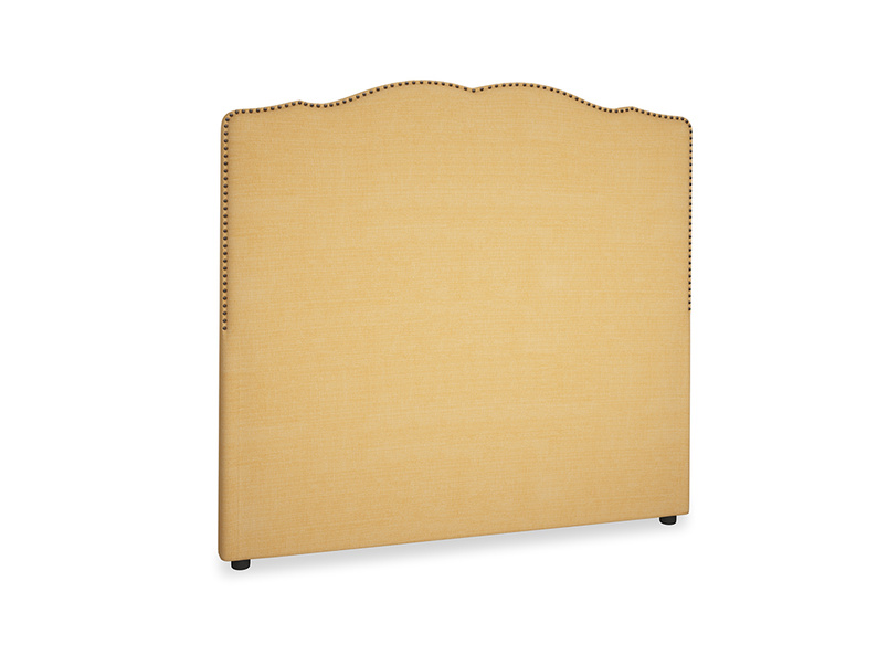 Double Marie Headboard in Honeycomb Clever Softie