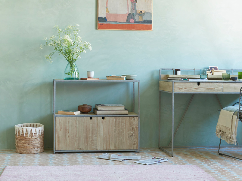 Low Tim Narrow Console Table