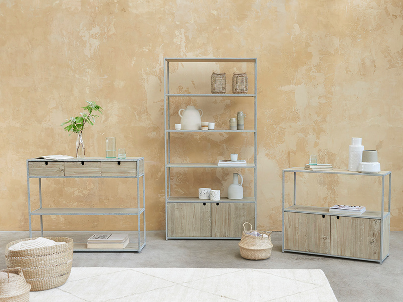 Tim shelf storage sideboard range