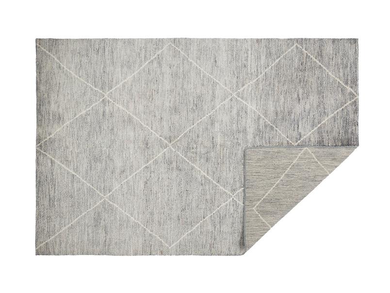 Habib Grey Handmade Rug