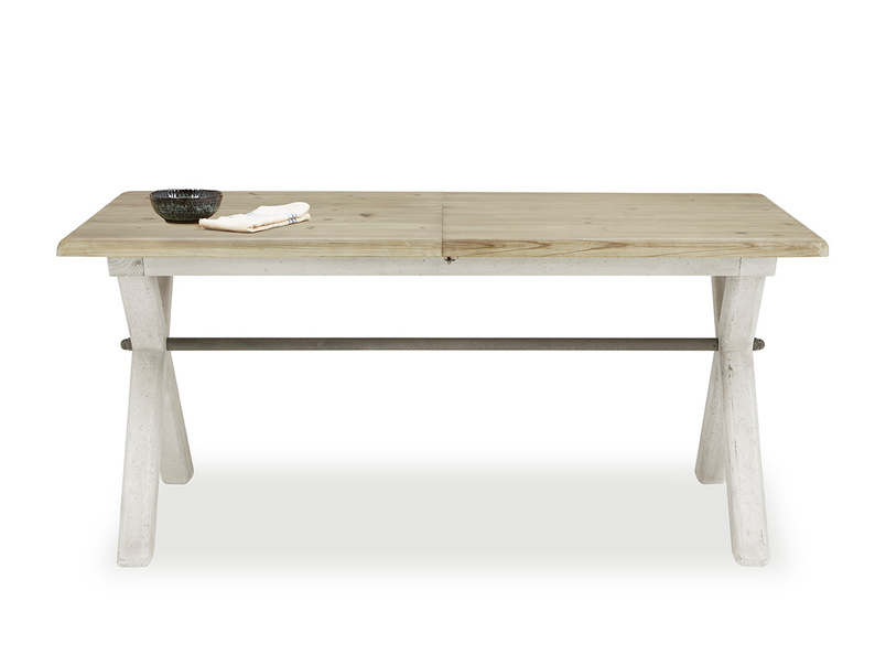 Feast Extendable Handmade Kitchen Table