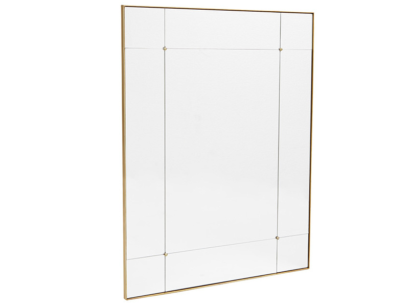 Boogie Frameless Wall Mirror