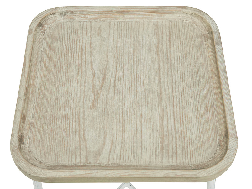 Cuppa Wooden Lipped Side Table Top