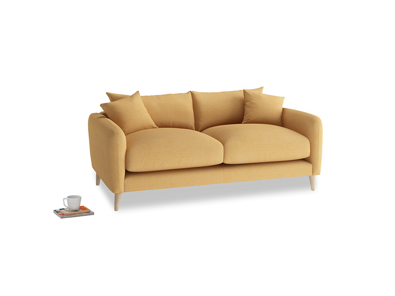 Small Squishmeister Sofa in Honeycomb Clever Softie