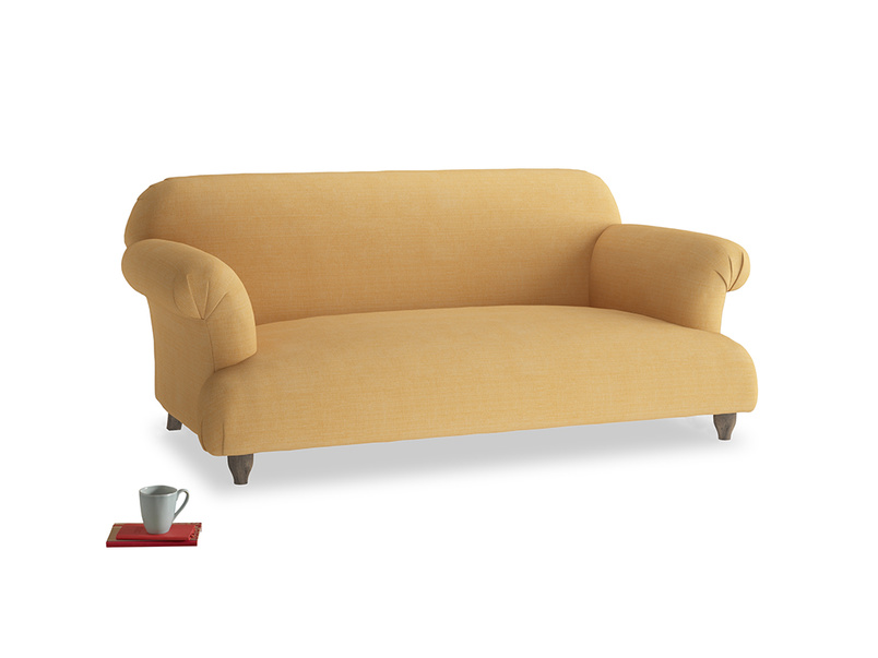 Medium Soufflé Sofa in Honeycomb Clever Softie