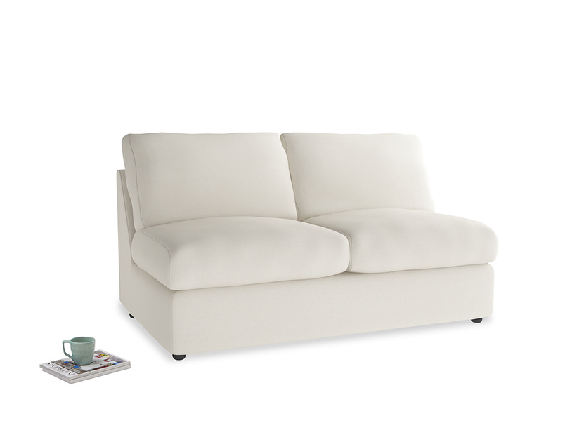 Chatnap Sofa Bed in Chalky White Clever Softie
