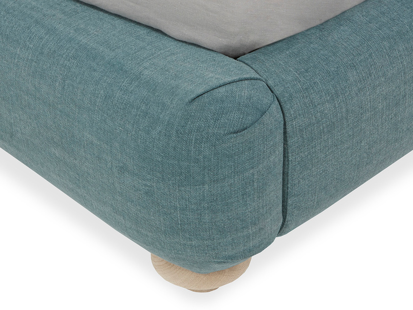 Pillow Talker cushion headboard bed base
