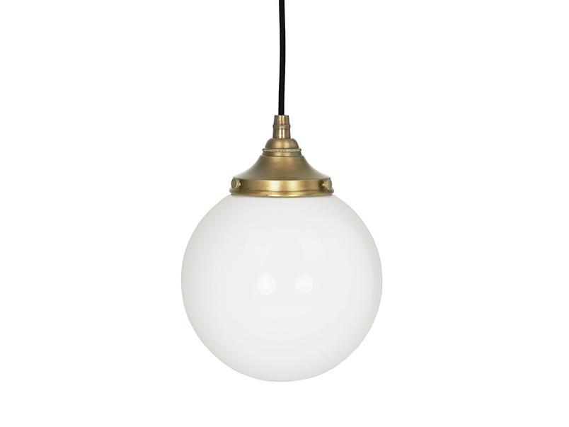 Barfly Globe Pendant Light
