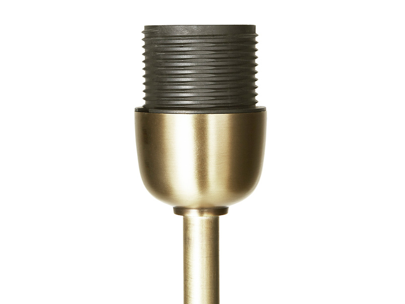 Shutterbug Floor Lamp Screw in Bulb Socket Detail