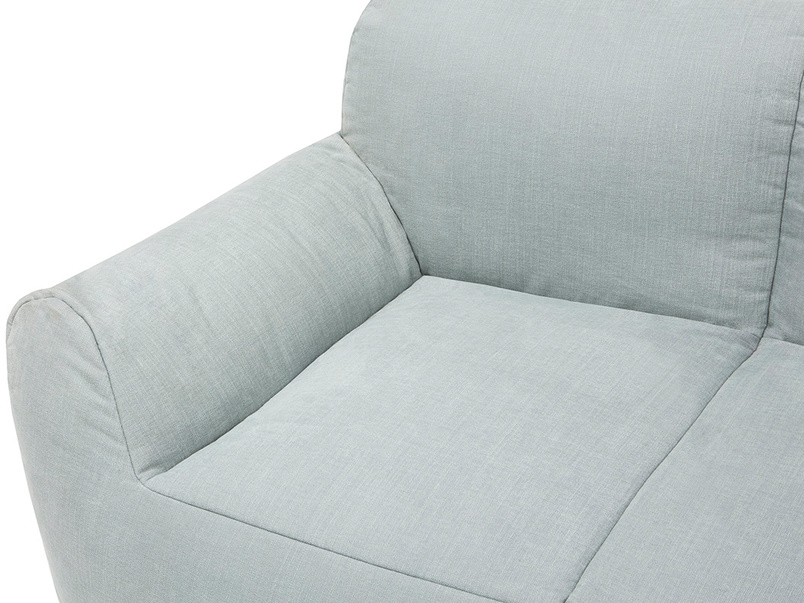 Layabout deep lounger floor sofa seat detail