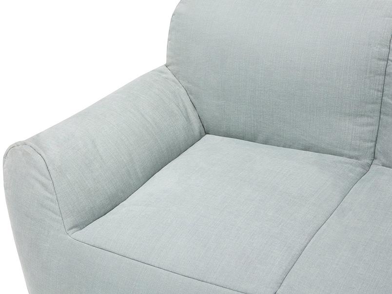 Layabout deep lounger floor sofa seat detail