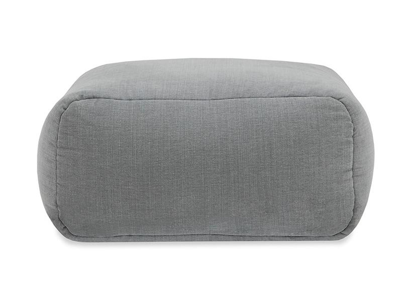 Layabout floor cushion side