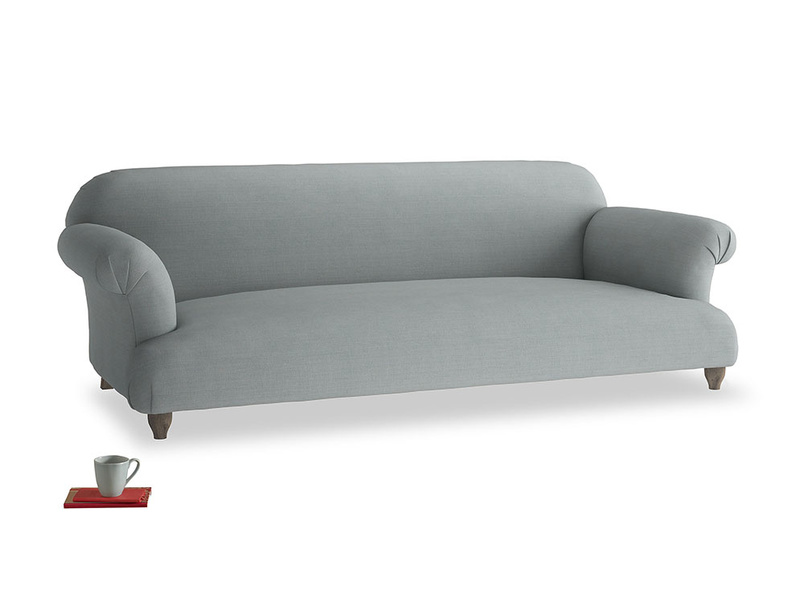 Extra large Soufflé Sofa in Armadillo Clever Softie
