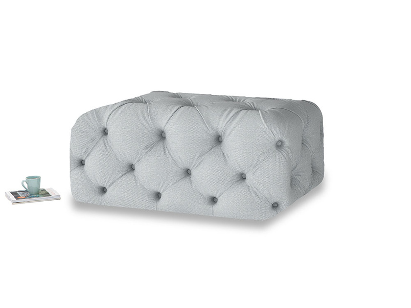 Oops-a-Lazy in Gull Grey Bamboo Softie