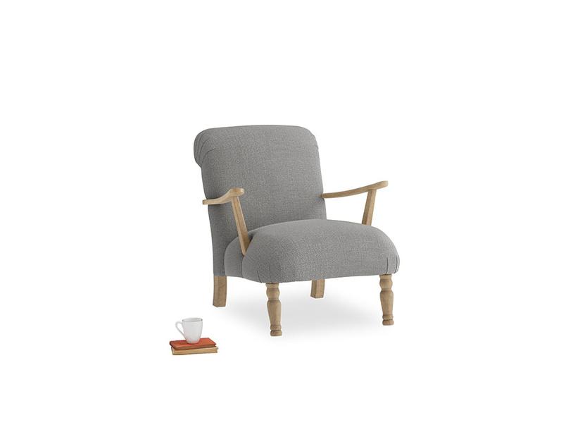 Brew Armchair in Cloudburst Bamboo Softie