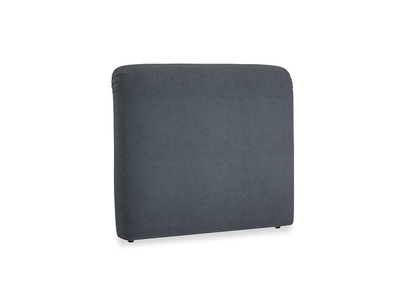 Double Cookie Headboard in Scandi grey Clever Cord