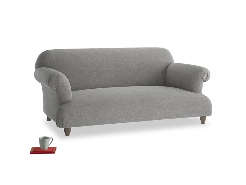 Medium Soufflé Sofa in Cloudburst Bamboo Softie