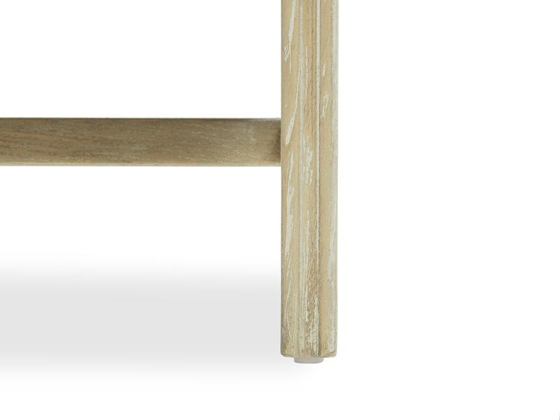 Little Willow wooden bedside table legs