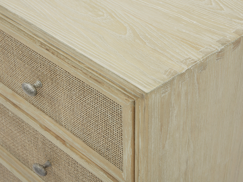 Willow Chest of Drawers Corner Detail