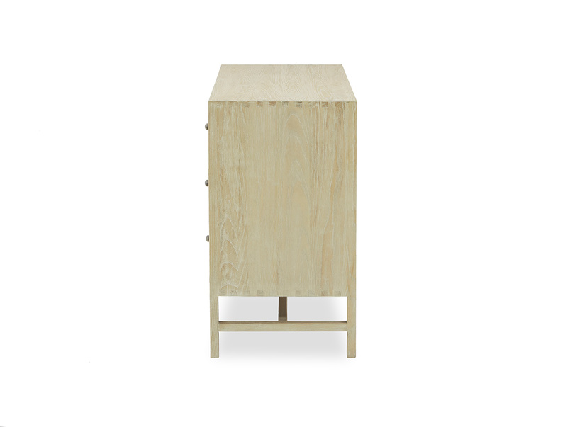 Willow Chest of Drawers Side View