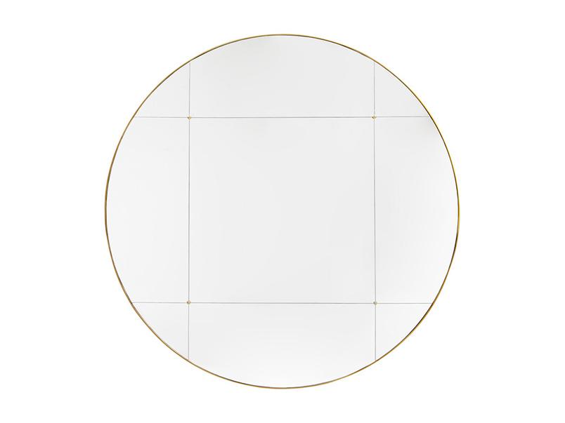 Large Woogie mirror