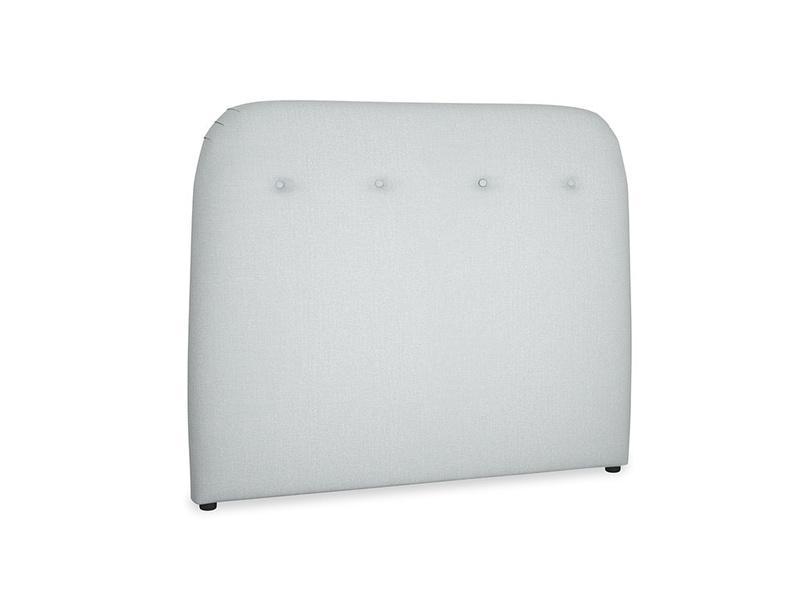 Double Napper Headboard in Gull Grey Bamboo Softie