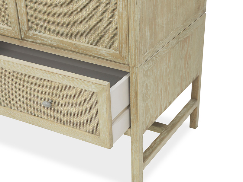 Willow wardrobe drawer detail