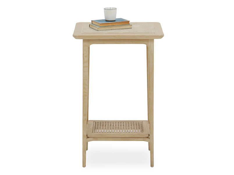 Blaise wooden bedside table prop