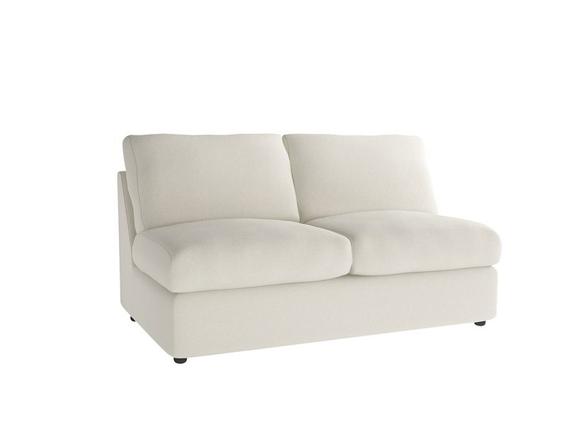 Chatnap Storage Sofa in Oat brushed cotton