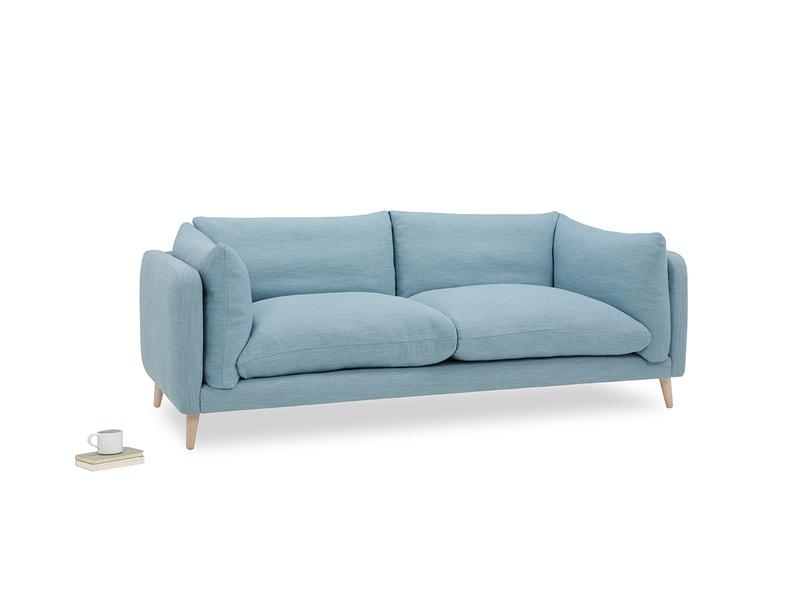 Slo mo comfy sofa with prop