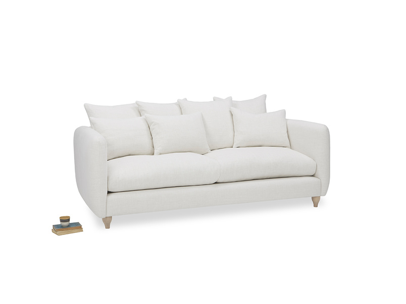 Podge comfy sofa with prop
