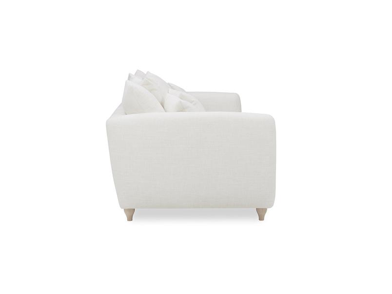 Podge contemporary sofa side detail