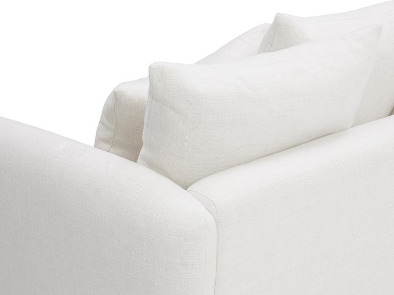 Podge sofa detail