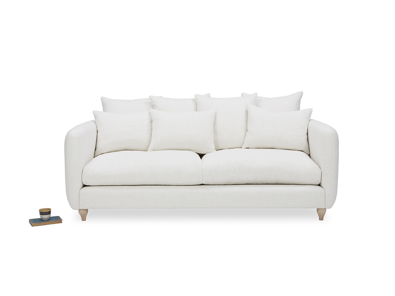 Podge sofa with prop