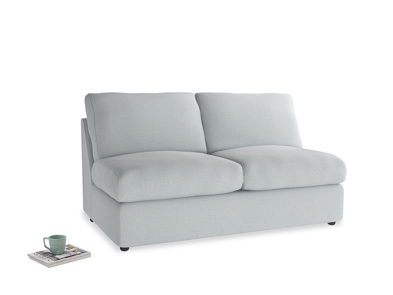 Chatnap Sofa Bed in Gull Grey Bamboo Softie