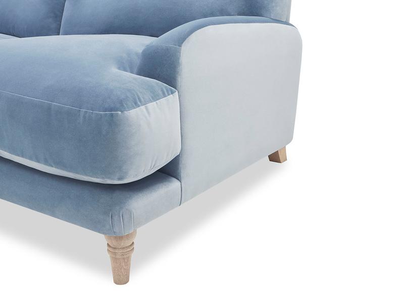 Sugar Bum sofa arm detail