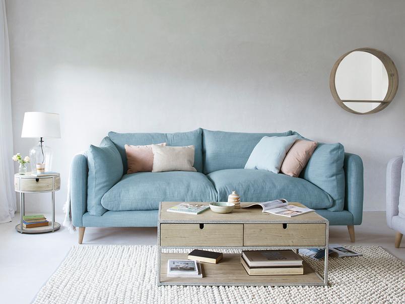 Slow Mo deep comfy sofa