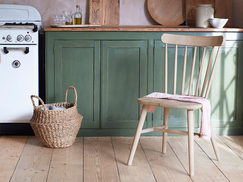 Natterbox kitchen chair in oak