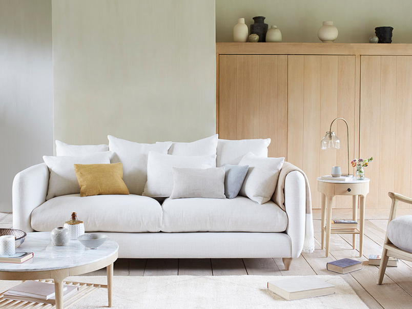 Podge contemporary sofa