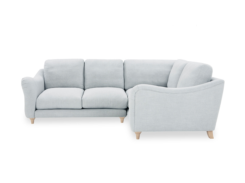 Bumpster Deep LA Corner L Shaped Sofa