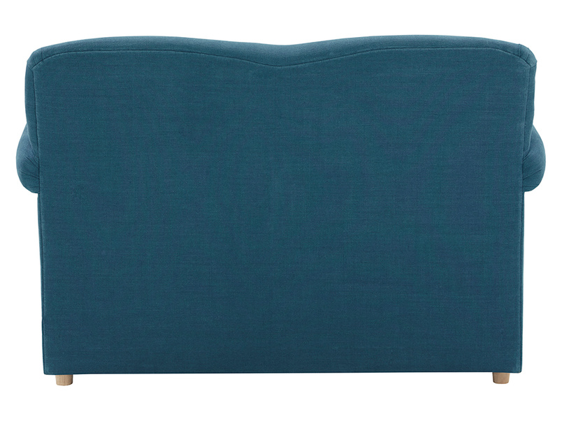 Crumpet Love Seat Sofa Bed Back