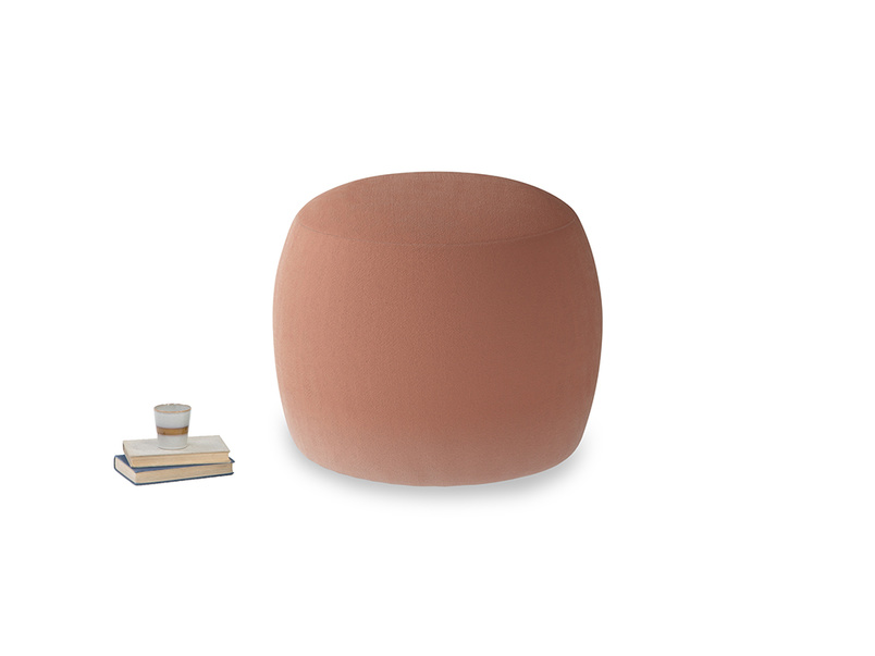 Little Cheese in Pinky Peanut Plush Velvet