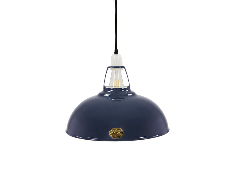 Coolicon® The Original 1933 pendant light shade in Royal Blue